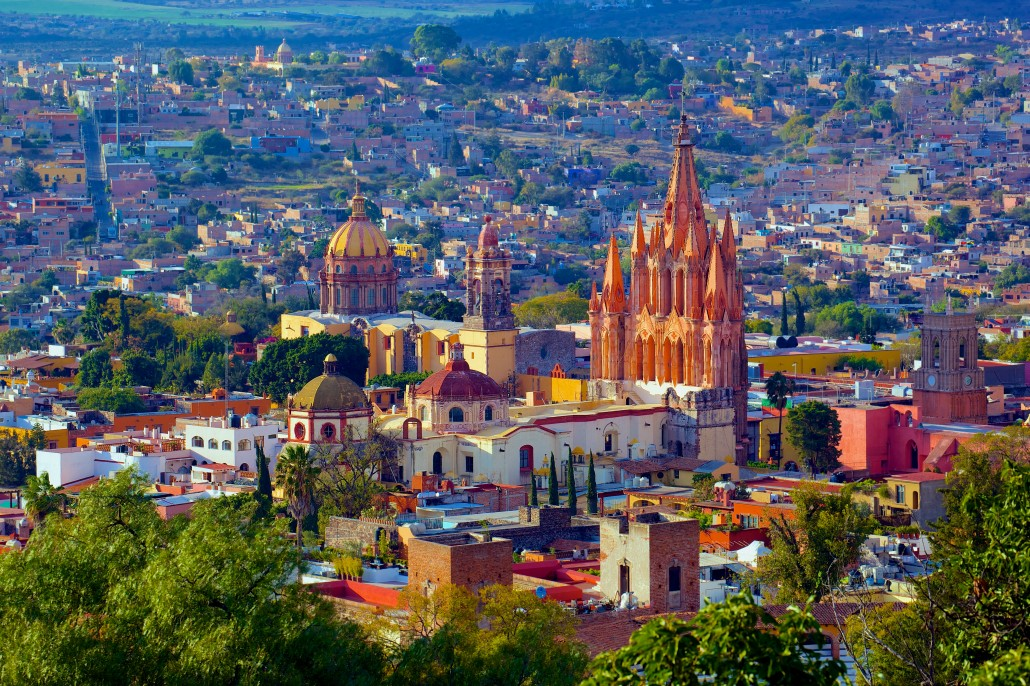 Why San Miguel De Allende Is One Of The Best Vacation Spots In Mexico