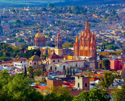 Best Vacation Spot In Mexico - San Miguel de Allende