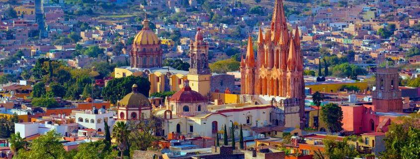 Best Vacation Spot In Mexico - San Miguel de Allende