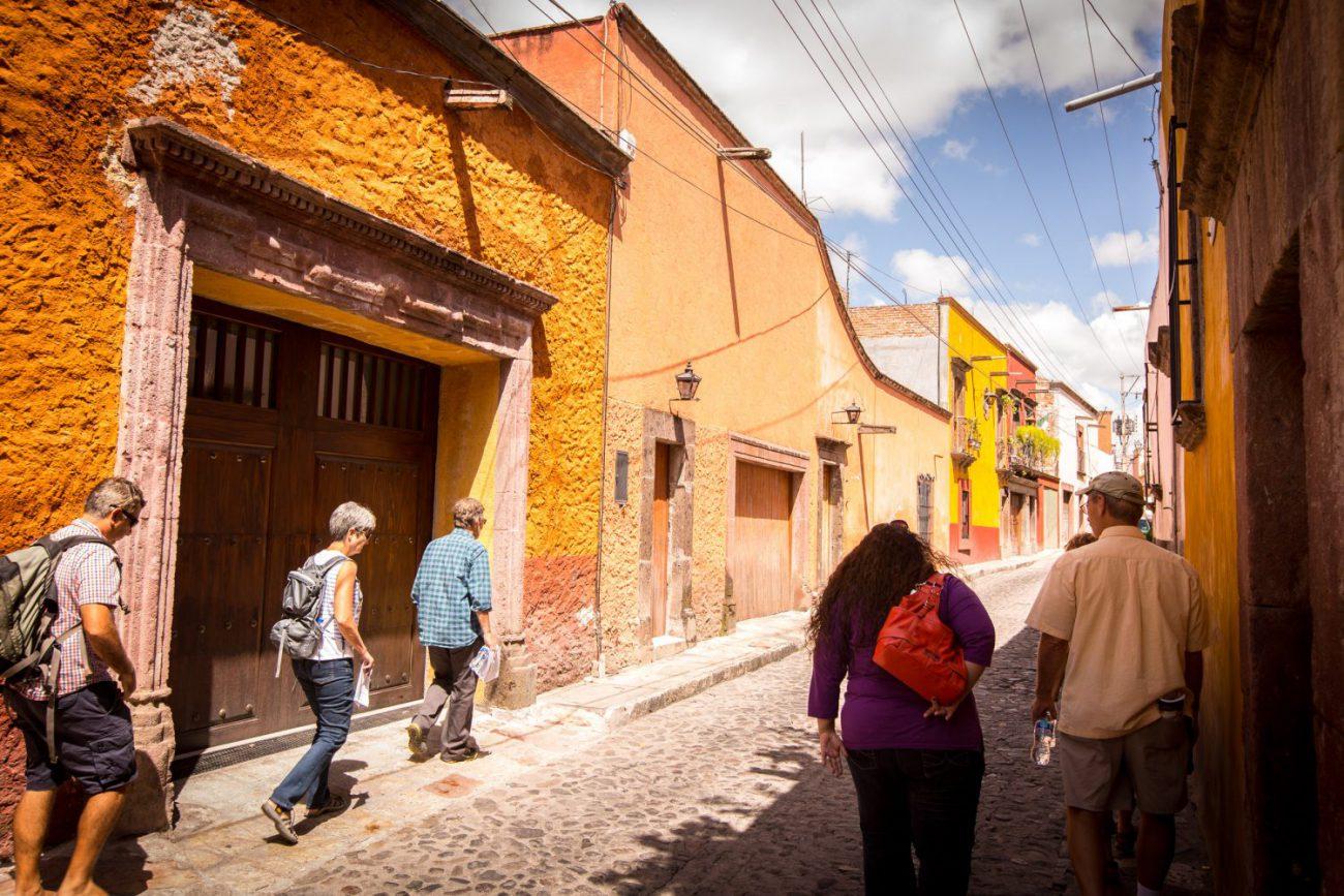 Romantic Spots In San Miguel de Allende