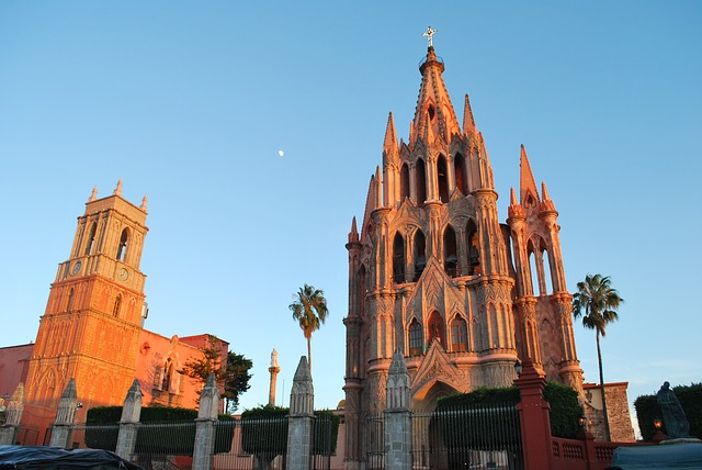 Best Vacation Spots In Mexico - San Miguel de Allende