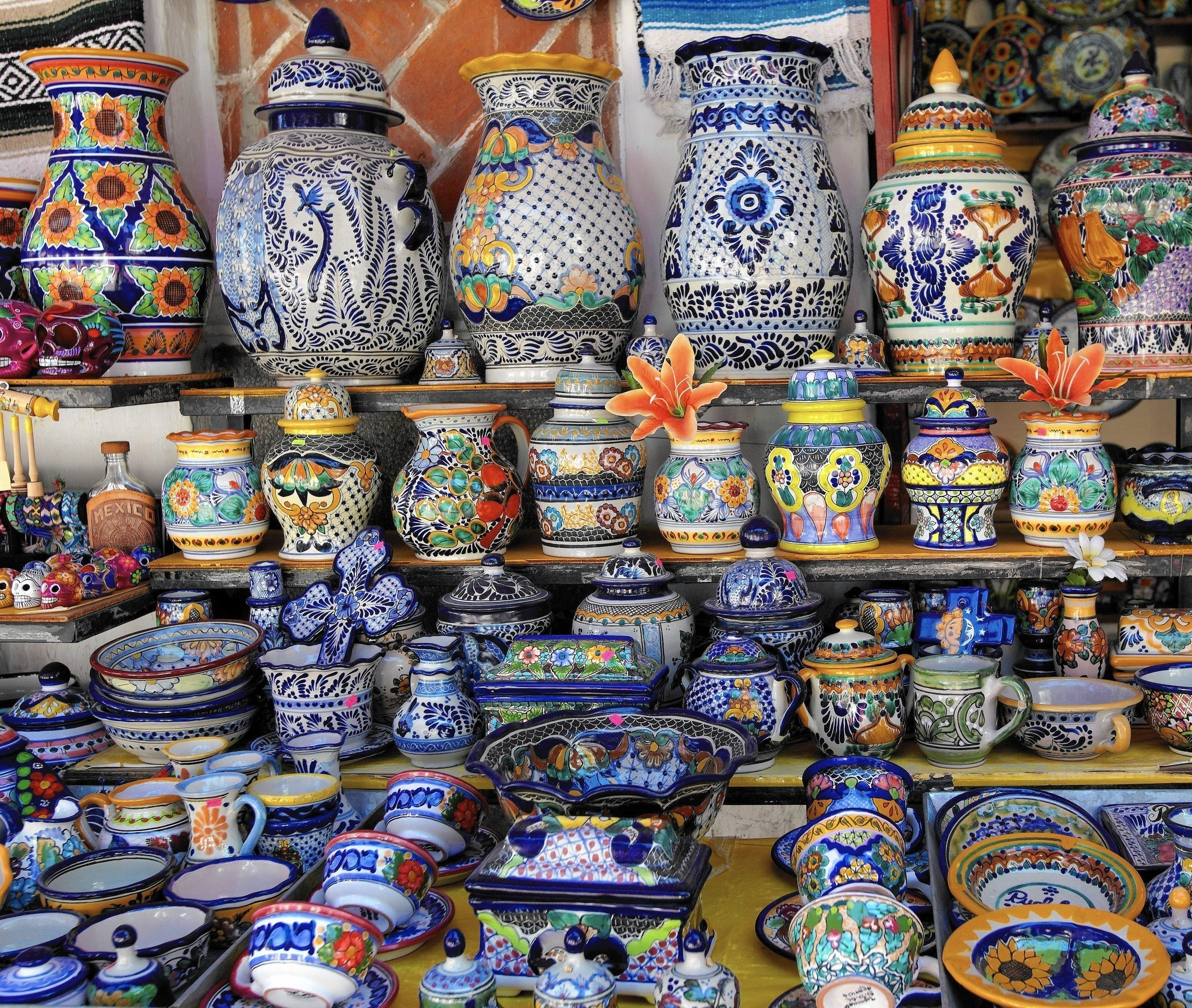 The Best Things To Do In San Miguel de Allende - Tuesday Market