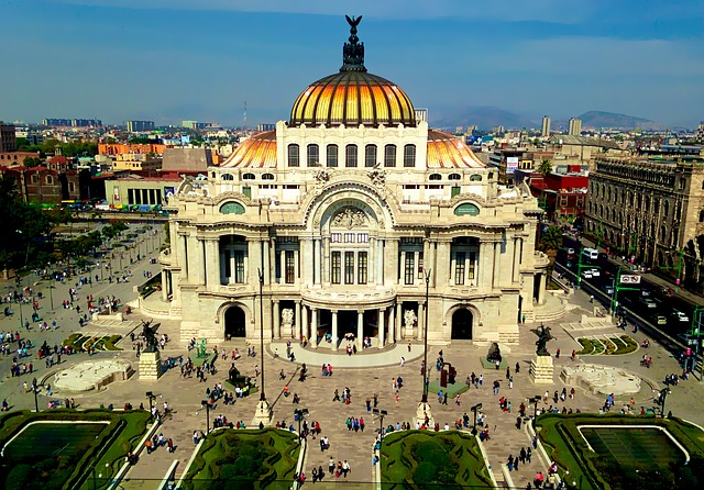 The Top 3 CitiesTo Visit In Mexico-Mexico City