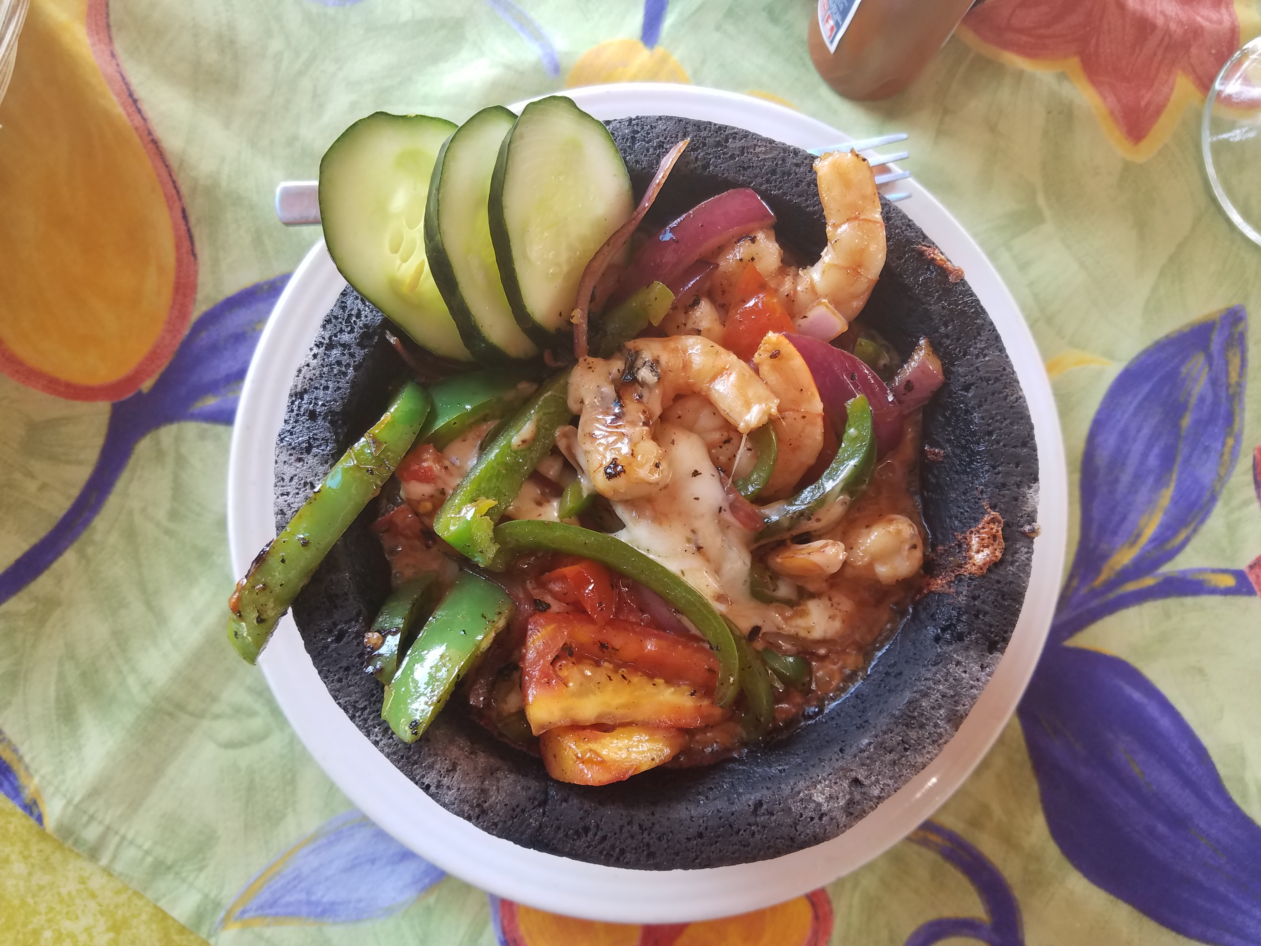 Authentic Mexican Food In San Miguel de Allende - Fajitas