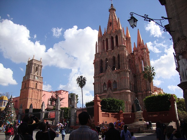 Bypass Mexico's Beach Resorts And Head Inland—To San Miguel de Allende-#1 Travel Destination In The World