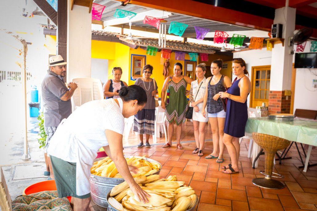 Street Food In San Miguel de Allende