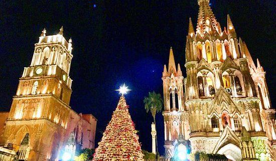Christmas In San Miguel de Allende-Church