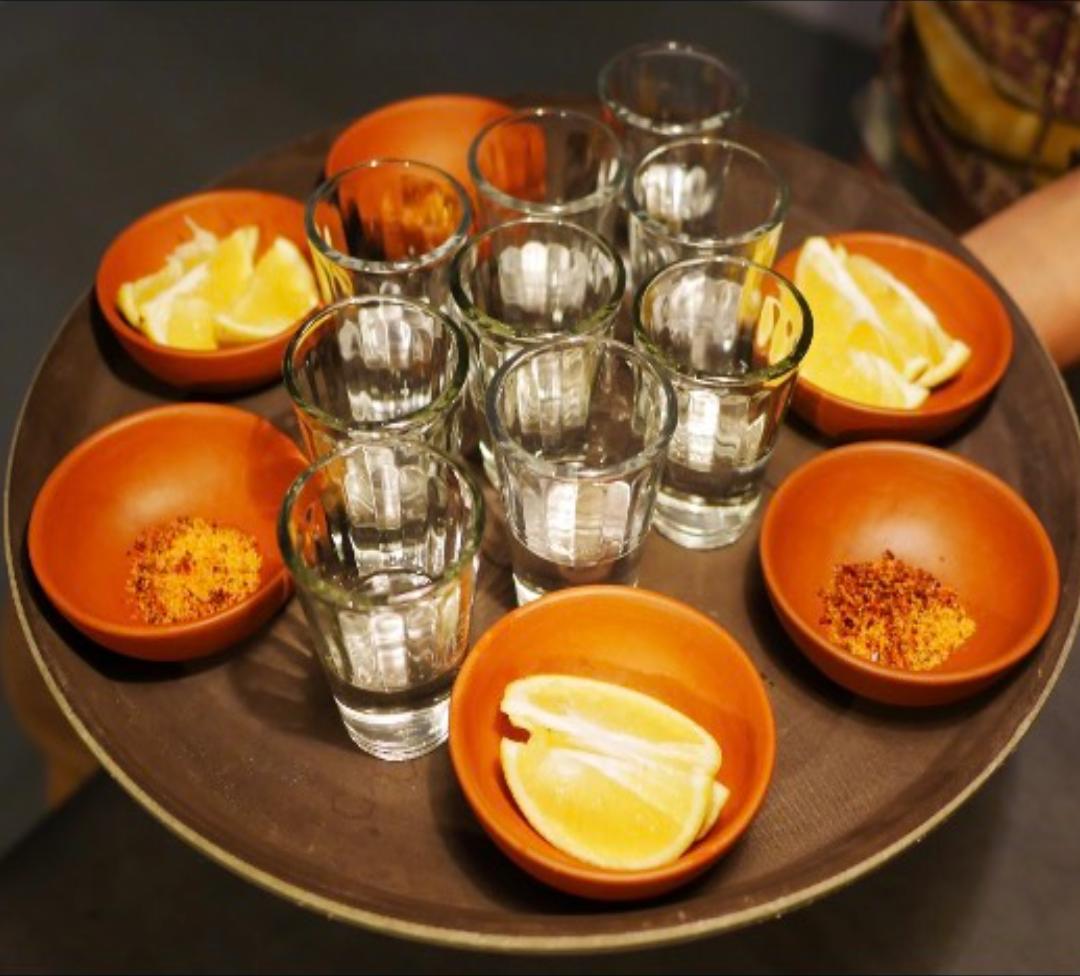 Tequila Tasting In San Miguel de Allende