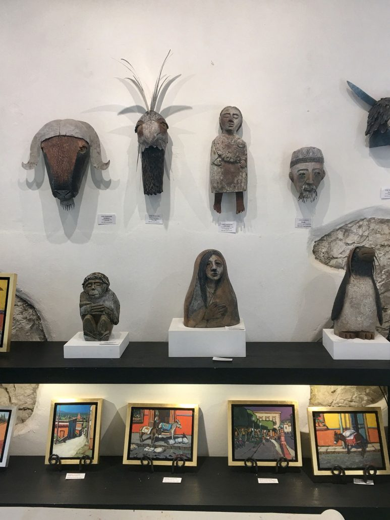 Awesome Things to do in San Miguel de Allende-Galerias San Francisco