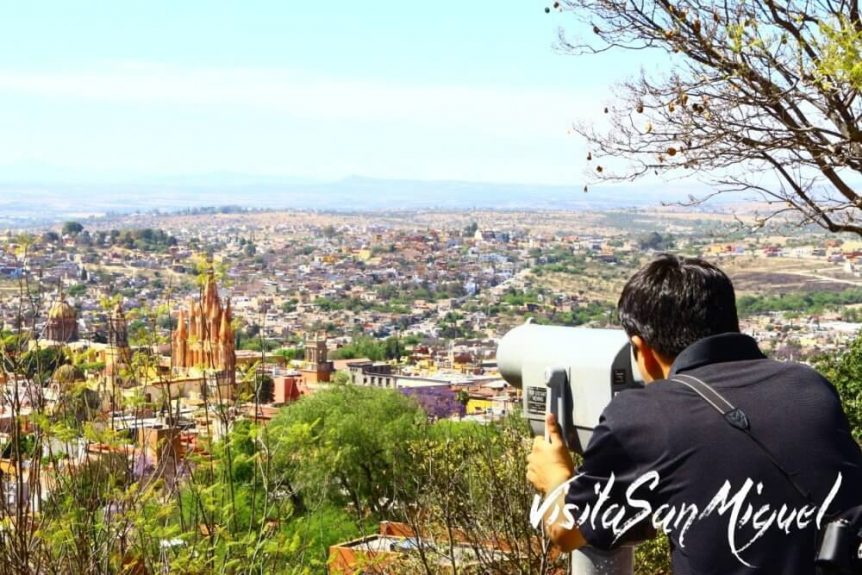 Awesome Things To Do In San Miguel de Allende-Mirador Vist